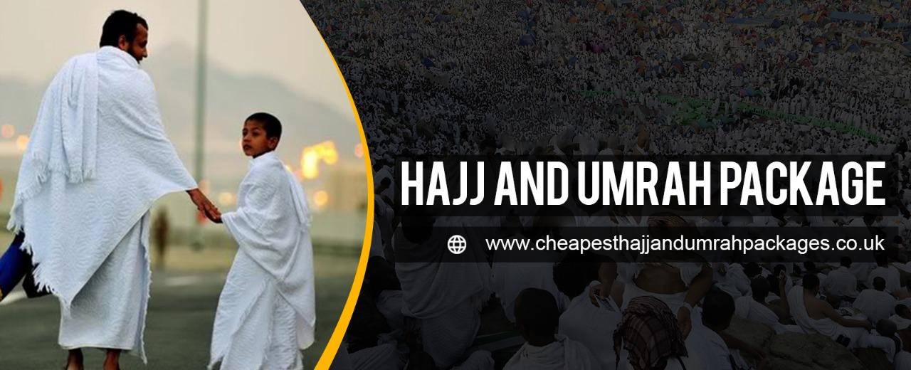 HAJJ AND UMRAH PACKAGE