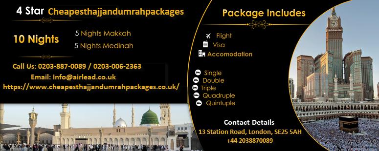 Group Umrah Packages Uk 2018-2019
